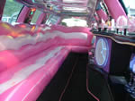Pink Town Car limo
